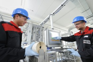LANXESS Ionenaustauscher Produktion Bitterfeld